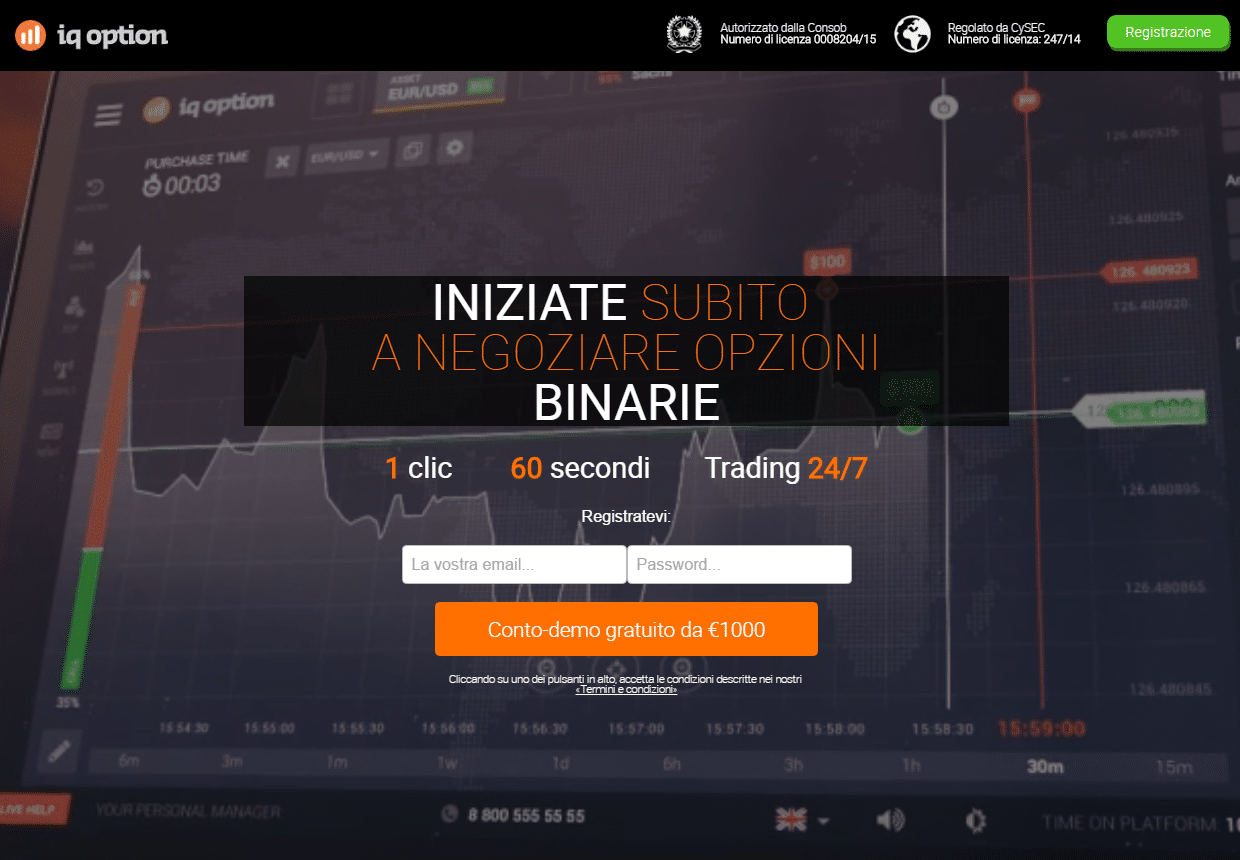 strategia per le opzioni binarie q opton