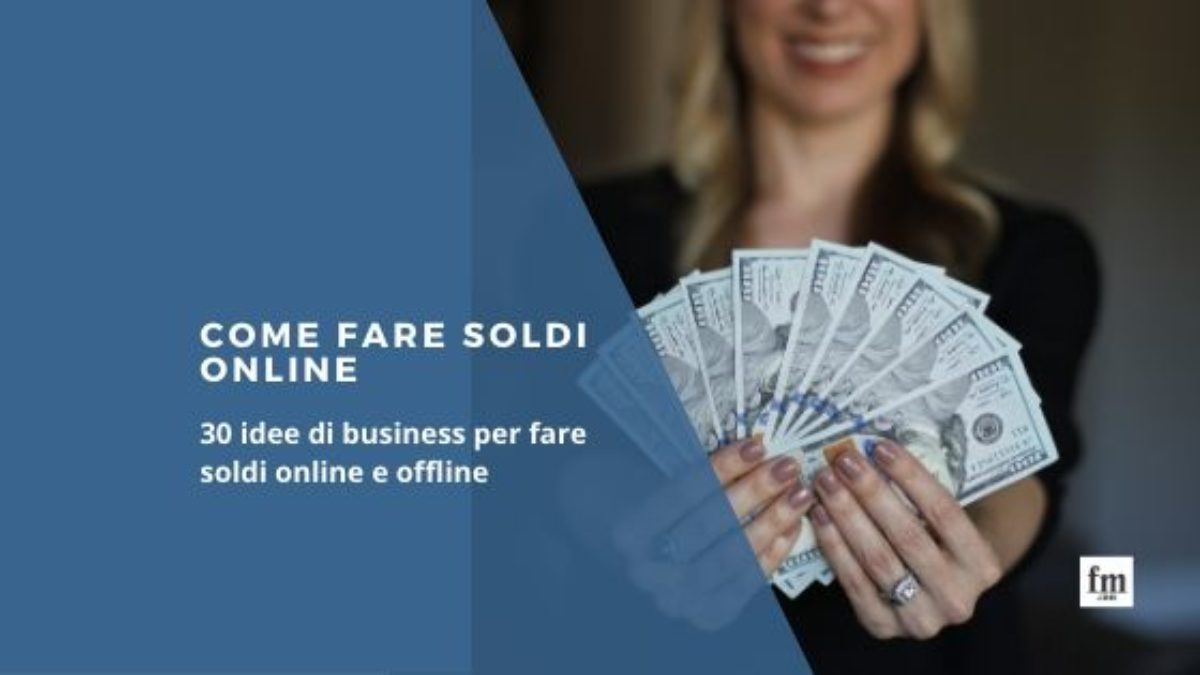 idee di business come fare soldi