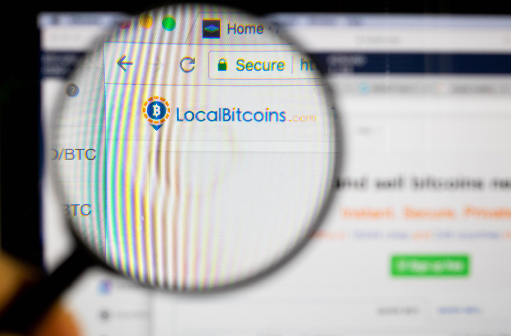 come eliminare un account localbitcoins